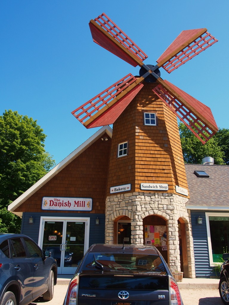 The Danish Mill Bakery, Deli & Restaurant, Washington Island