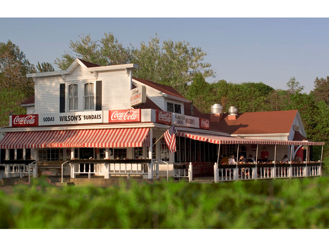 Wilson's Restaurant & Ice Cream Parlor, Ephraim