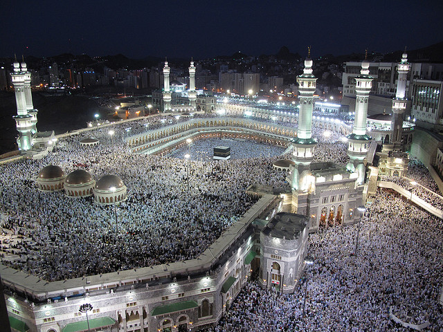 Photo: Mecca | Al Jazeera English via Flickr