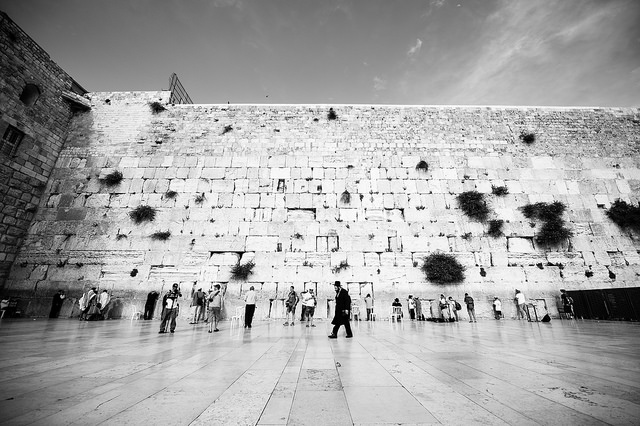 Wailing Wall | Photo: Jared Polin via Flickr